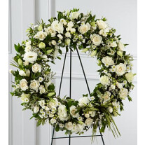 S8-4453 - The FTD Splendor Wreath